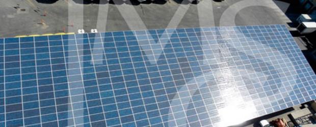 Foster Farms Dairy Solar Installation